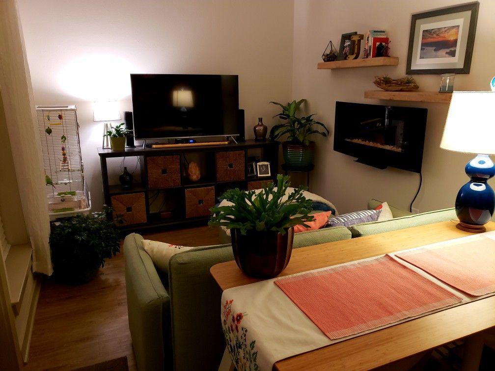 My cozy studio apartment. | Cozy studio apartment, Tiny ...
