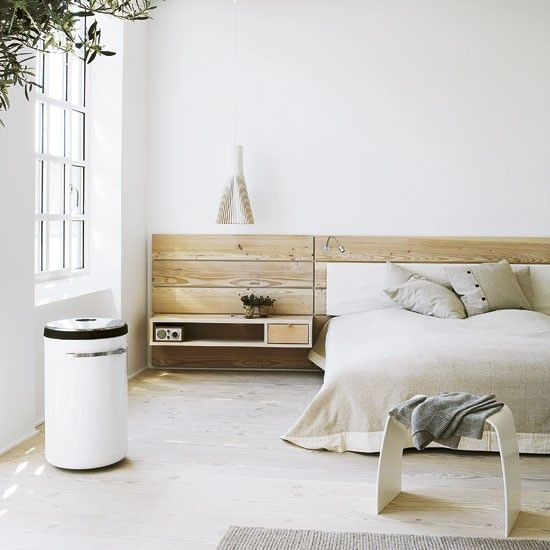 Wooden Headboard With Built In Nightstand Only Not So