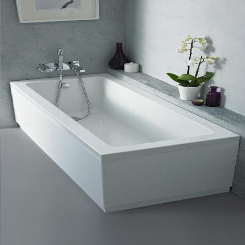 Hudson Reed Mono 1400mm X 700 Super Deep Singled Ended Bath With Legs 254 25 Http