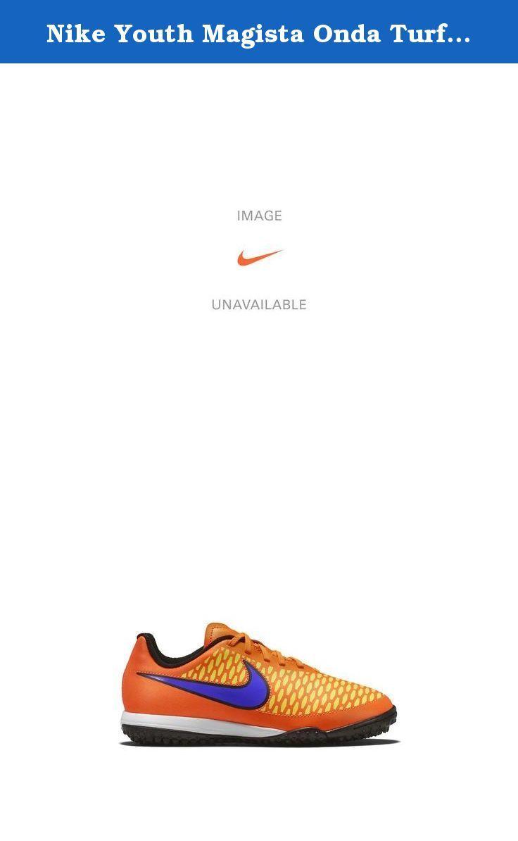 ae3f6ebd774ee Nike Youth Magista Onda Turf (TOTAL ORANGE/LASER ORANGE/HYPER PUNCH/PERSIAN