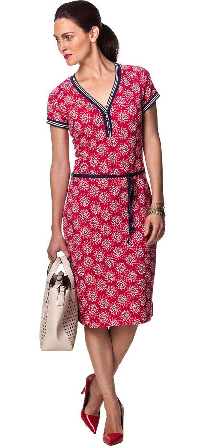rose jurk