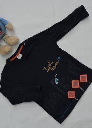 Kaufe meinen Artikel bei #Mamikreisel http://www.mamikreisel.de/kleidung-fur-jungs/langarmshirts-slash-longsleeves/38919137-soliver-langarmshirt-boys-gr-86