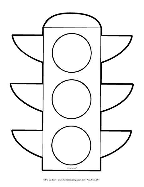 traffic light pattern  u2026