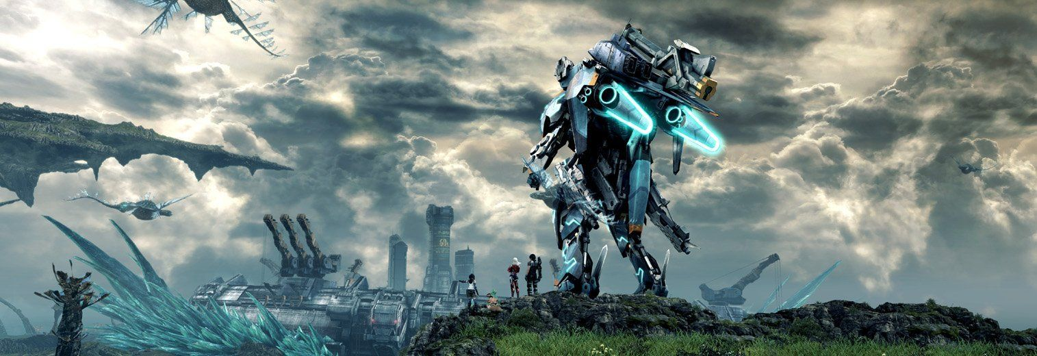 Xenoblade Chronicles X Wii U [Digital Code] * You could