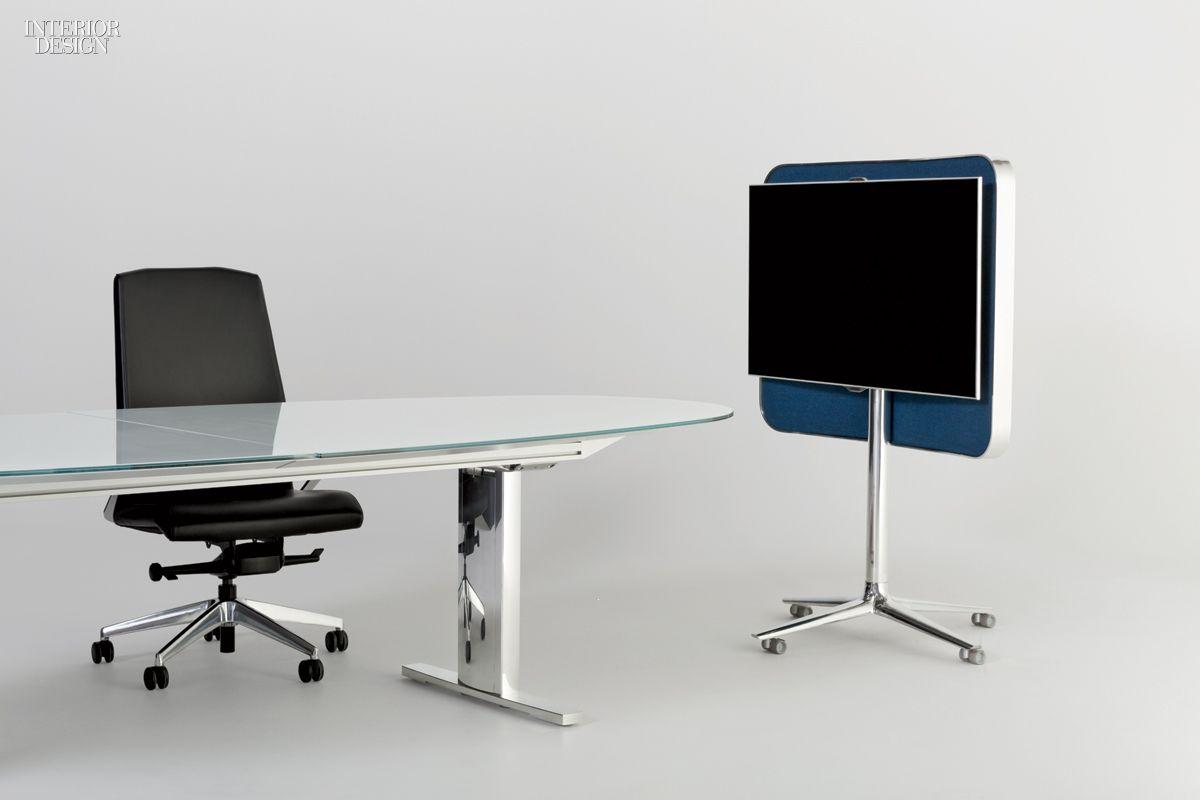 Editors\' Picks: 27 Office Design Solutions | Mobile tv stand, Tv ...
