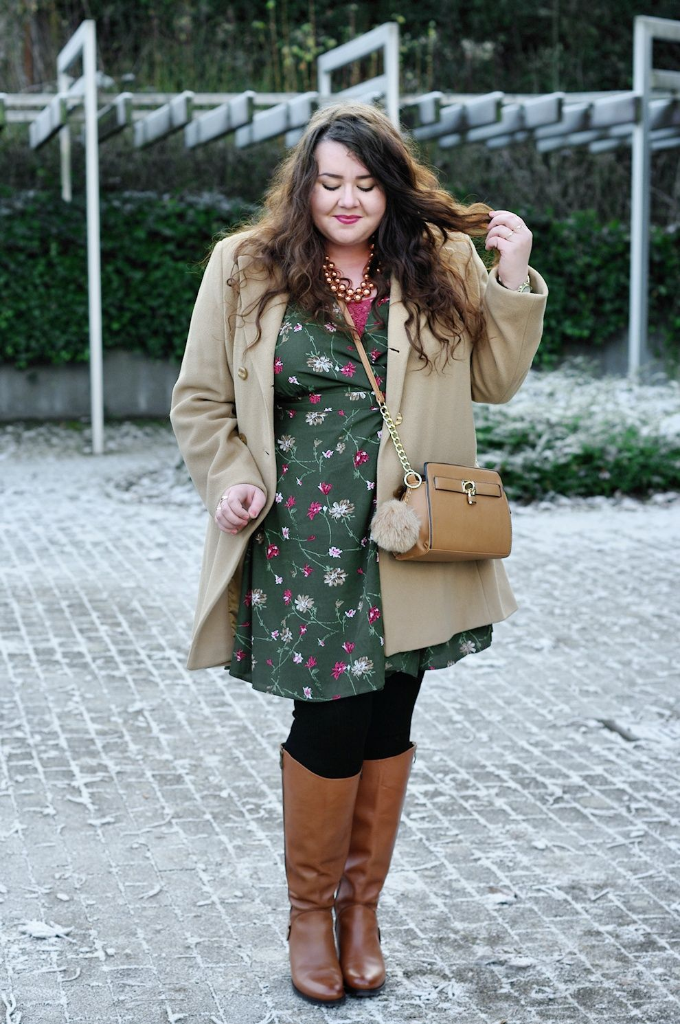 Gro 223 E Gr 246 223 En Plus Size Fashion Blog Style Inspiration In
