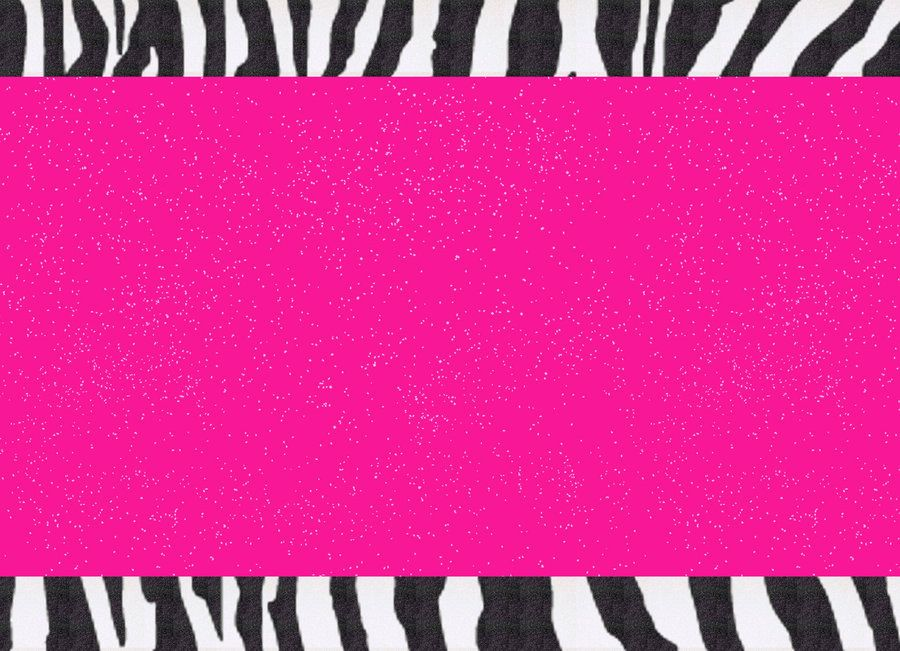 Pink and zebra templates free hot pink zebra glitter template by pink and zebra templates free hot pink zebra glitter template by stacyo voltagebd Image collections