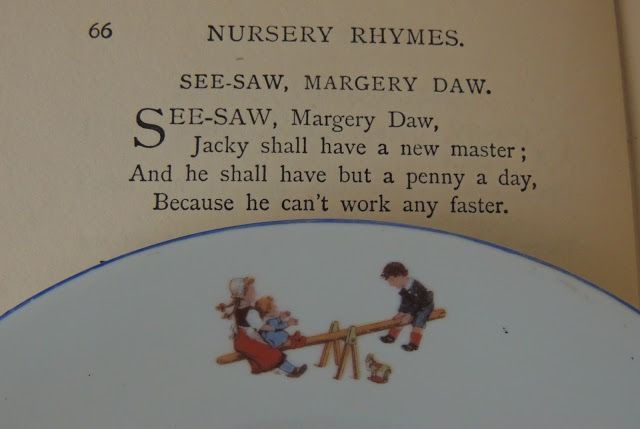 See Saw plate