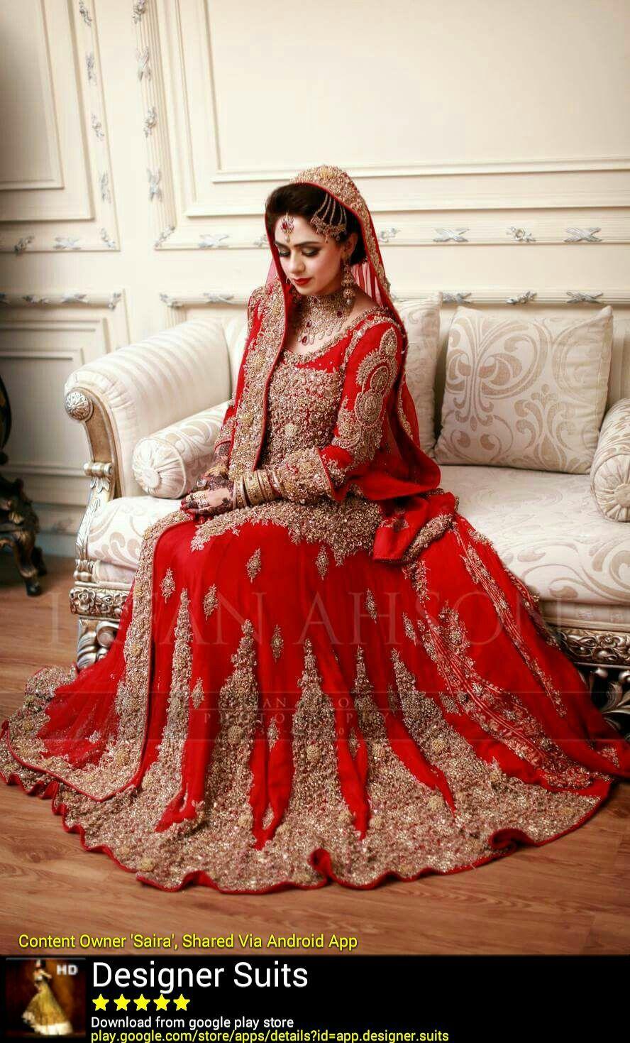 Image by rafikunnisha pathan on beauti ful bridal