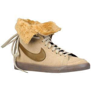 the best attitude 90aae e1c9f Nike Blazer High Roll LE - Women s - Basketball - Shoes - Filbert Gum Dark  Brown Dark Khaki