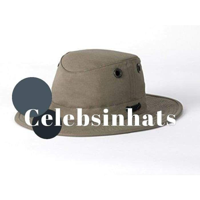 Tilley LWC55 Lightweight Waxed Cotton Hat - Tan 0347031f151