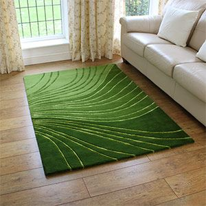 Mint Green Rugs Bring Spring Into Your Living Room