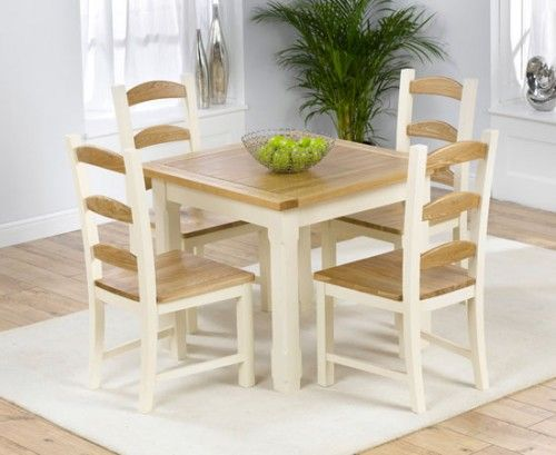 Small Dining Sets | Dining Table And Chairs Wood Design For Small