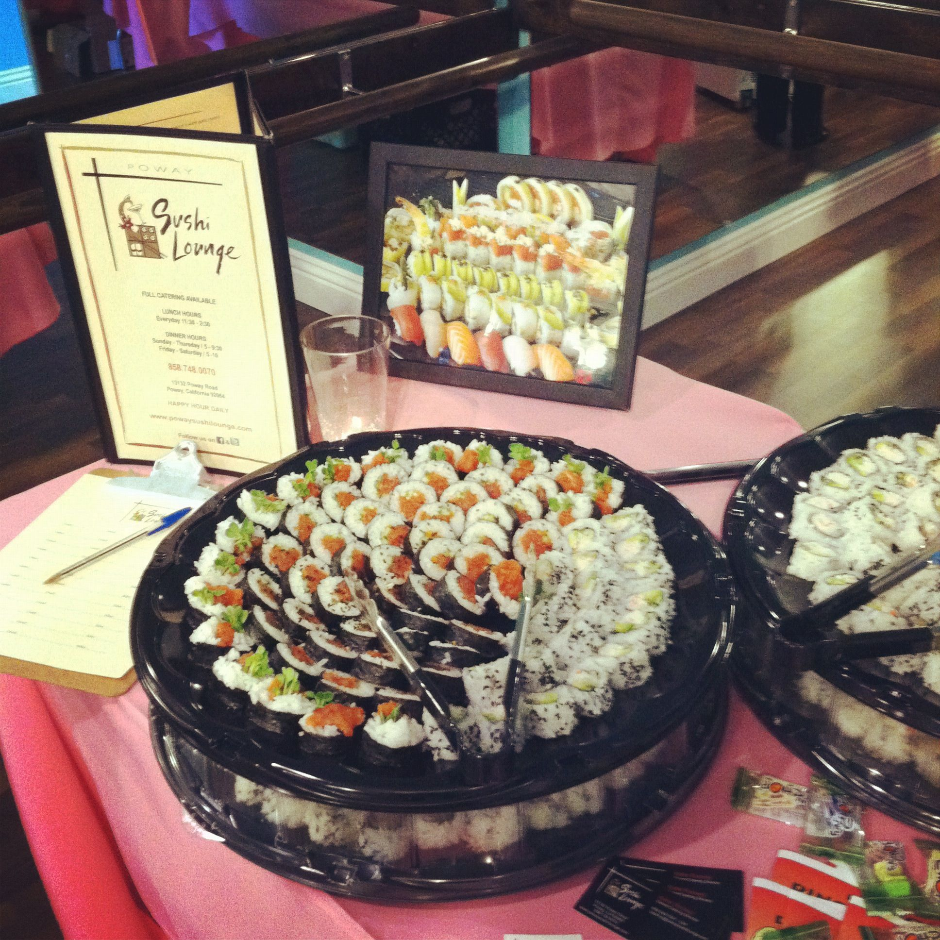 Asian Wedding Food Caterers: Sushi Catering, Food, Sushi