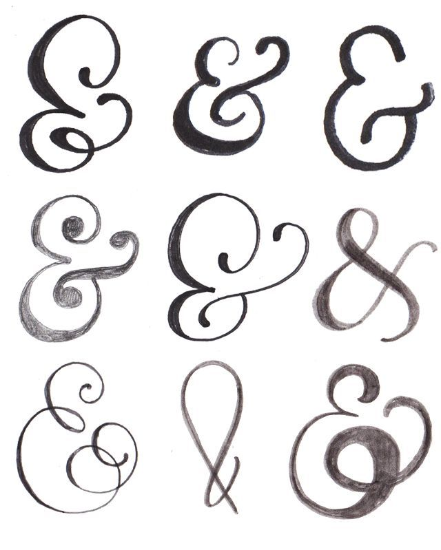 Alisaburke Lettering Series
