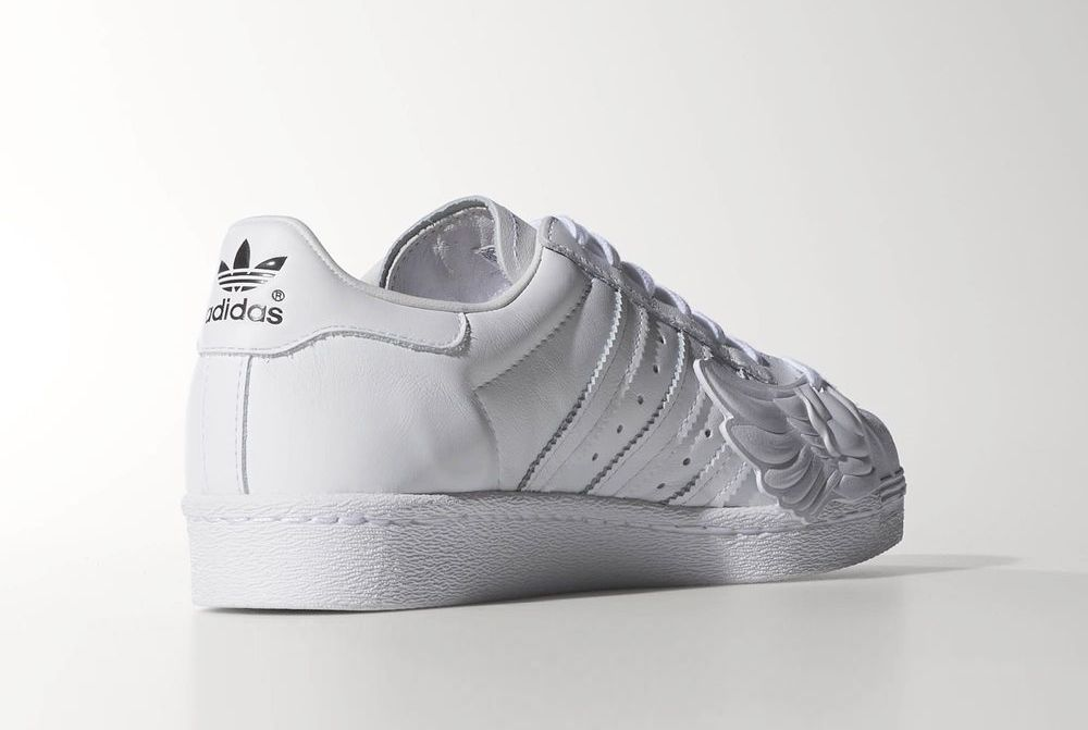 #JeremyScott x #adidas Originals Superstars Wings #sneakers