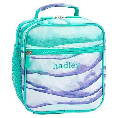 Gear Up Ice Dye Classic Lunch Bag Kids Lunch Bags Boys