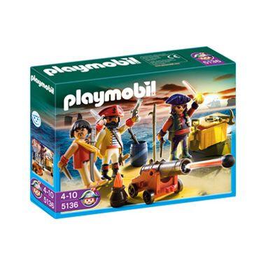 Playmobil Piratenbende met Wapens 5136