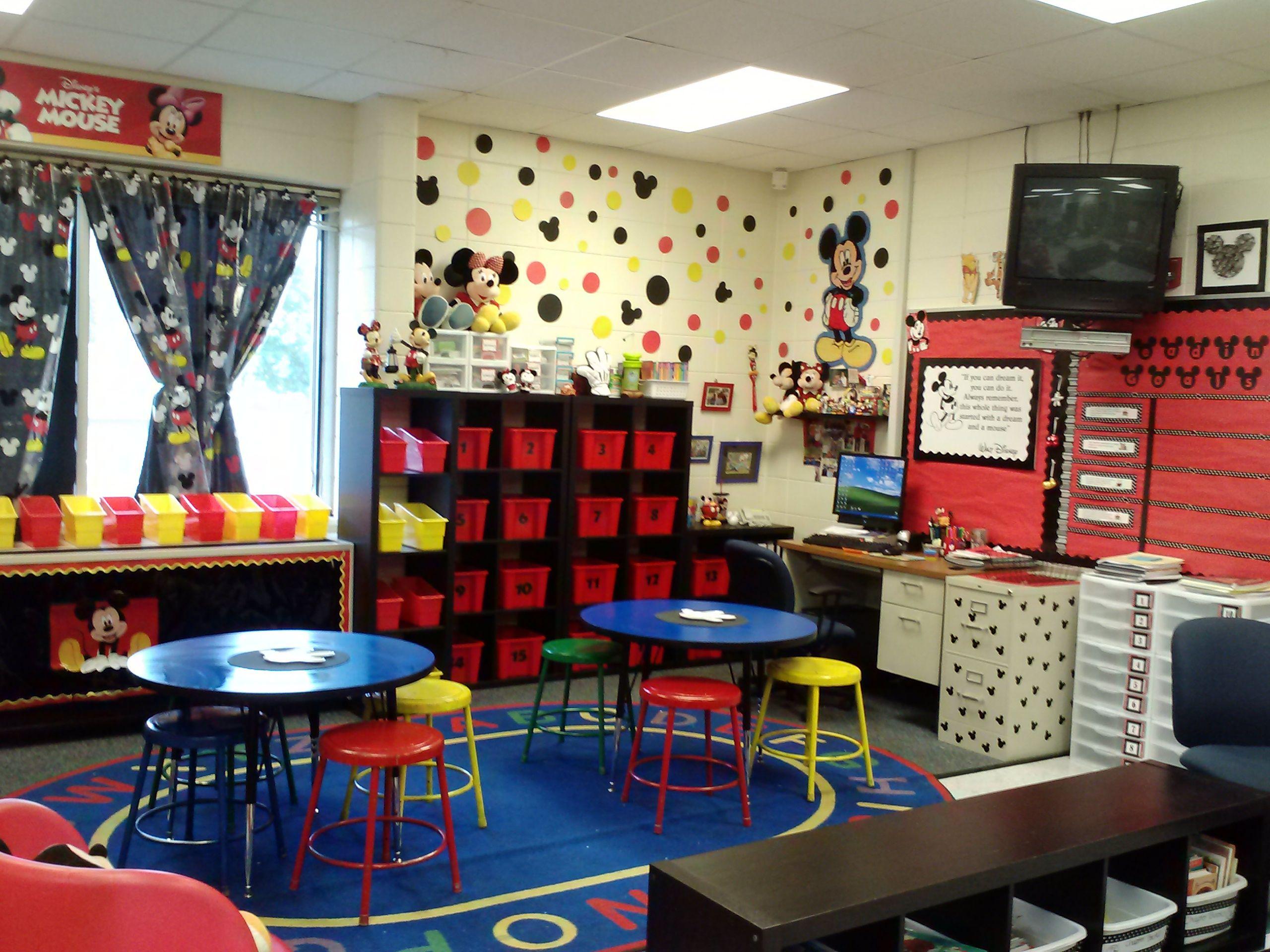 Mickey Classroom Decor ~ Disney classroom theme pinterest