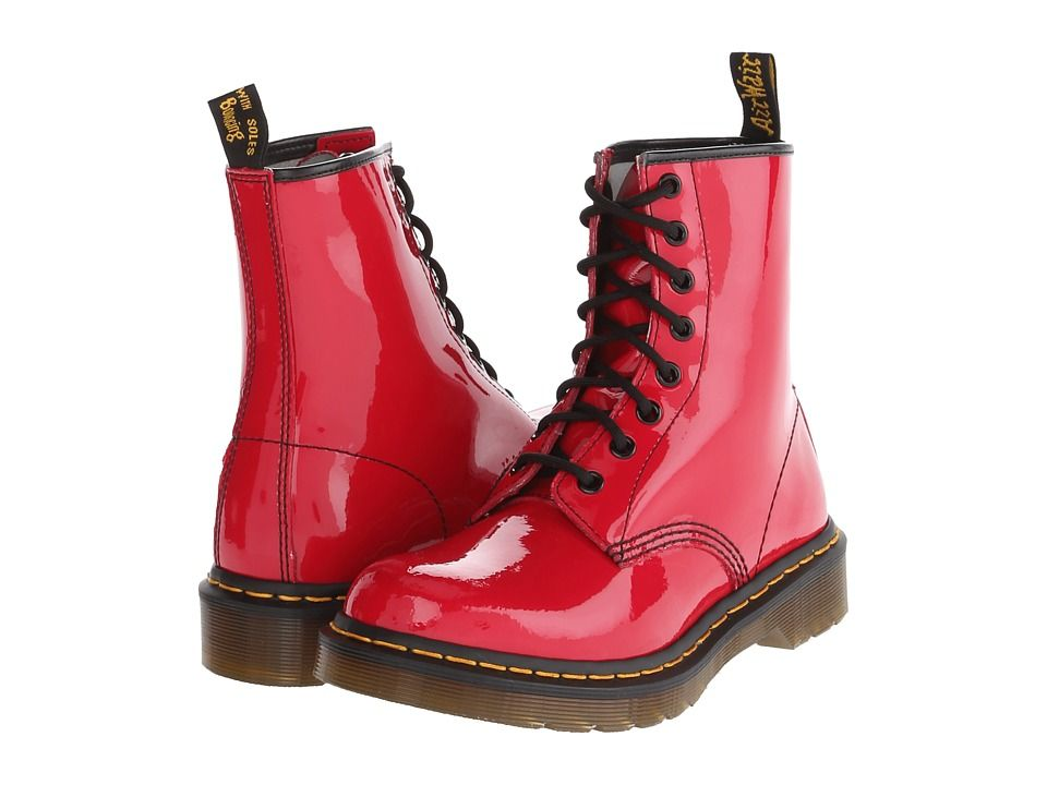 Dr Martens 1460 W Forest Patent Lamper 1