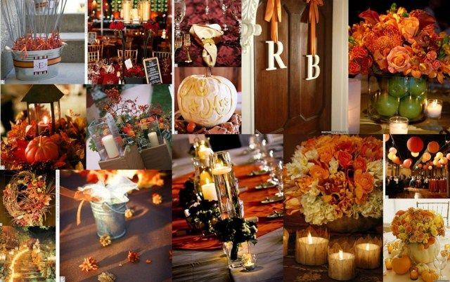 Deko Herbst hochzeit im herbst herbst deko ideen und accessoires für die