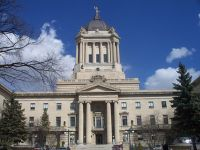 The Manitoba Legislative Building ;  Very interesting article on this building