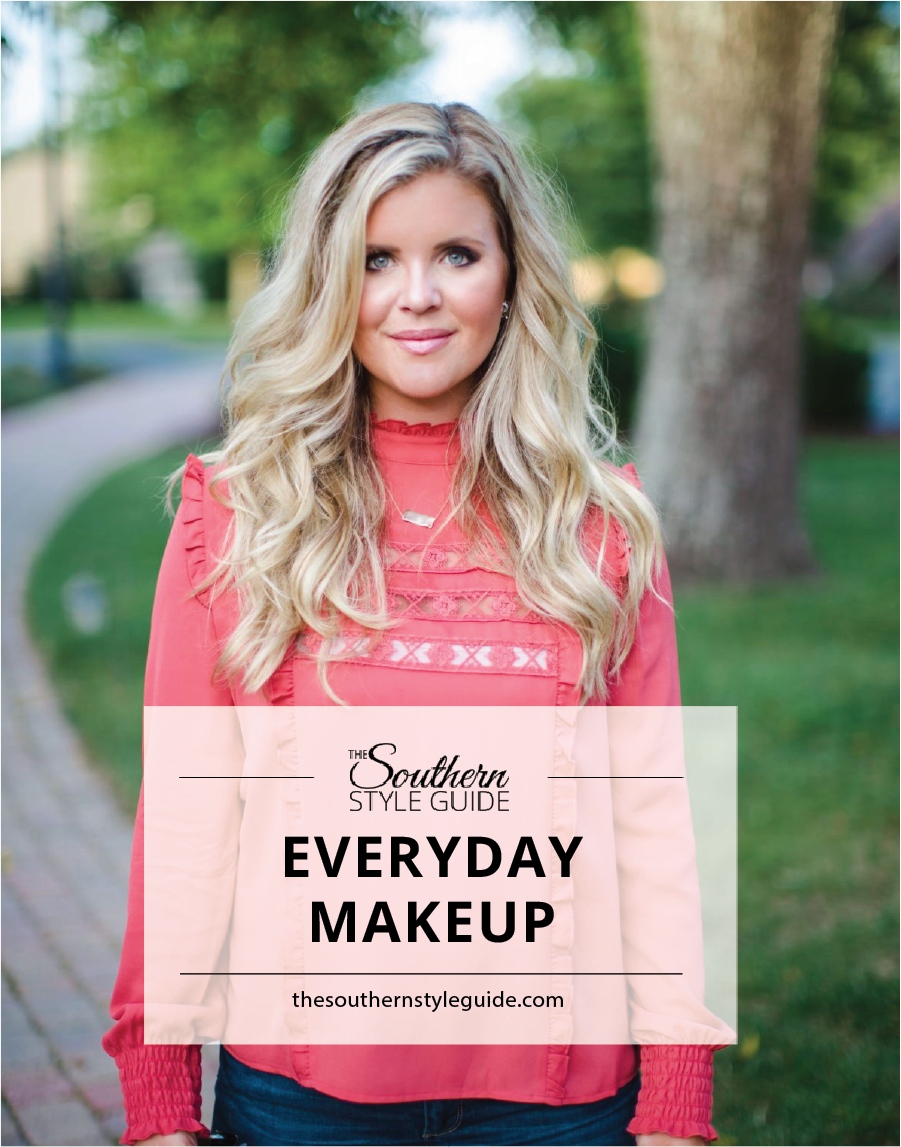 The southern style guide everyday makeup beauty beauty routine