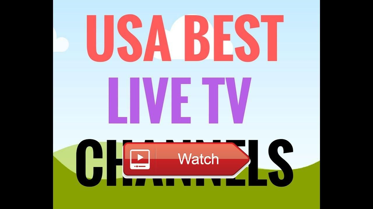 New Iptv Playlist With The Best Usa Live Tv Channels Thie Iptv List