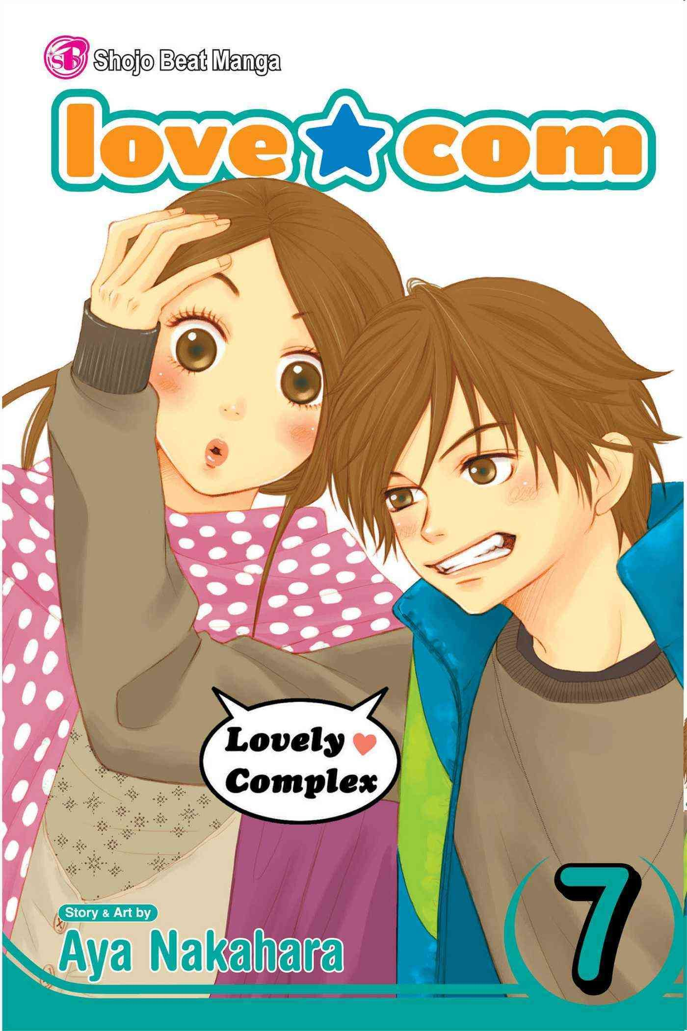 7 (Paperback) (With images) Lovely complex