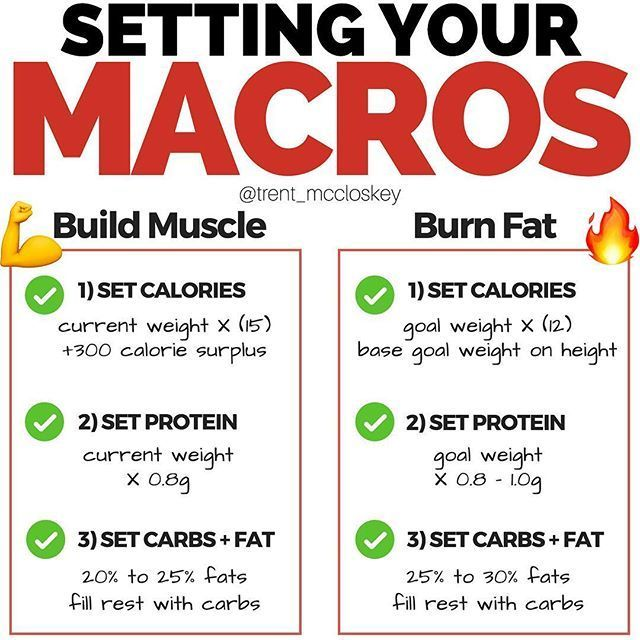 Photo of Here's a quick guide for setting up your diet for both muscle building and fat… – Estella K.