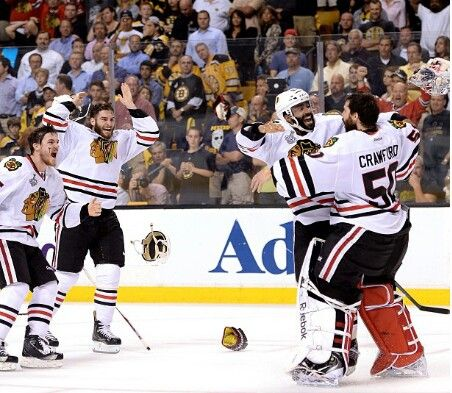 Blackhawks flourishing