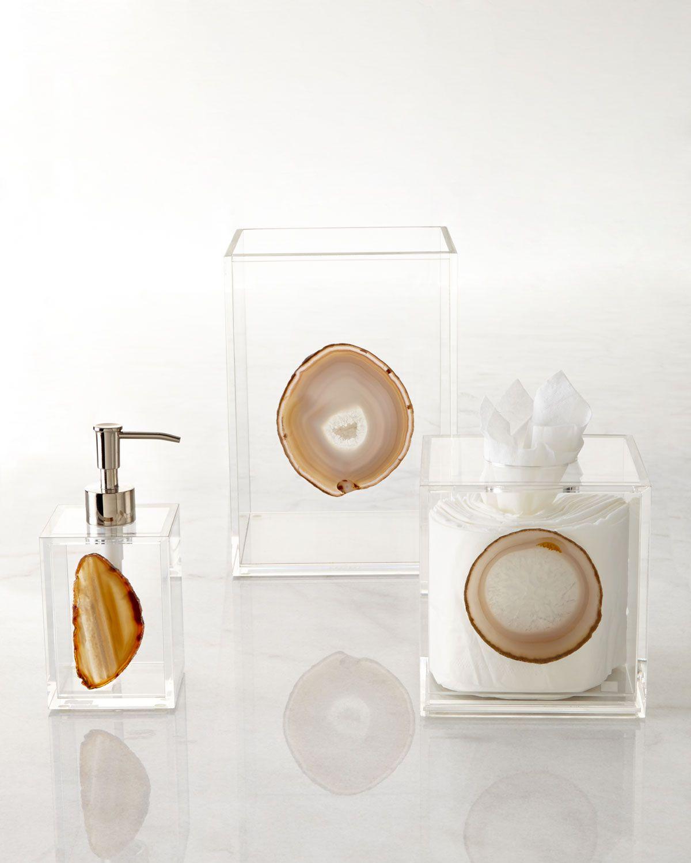Eiro Tissue Box Cover, Natural - Rab Labs | *Bathroom Accessories ...