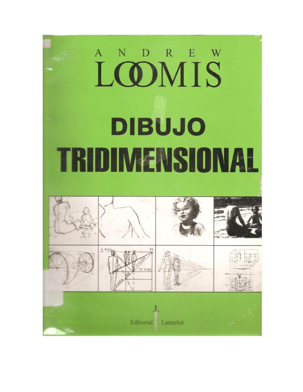 Loomis Andrew Dibujo Tridimensional Libros De Dibujo Pdf Libros De Arte Libro De Dibujo