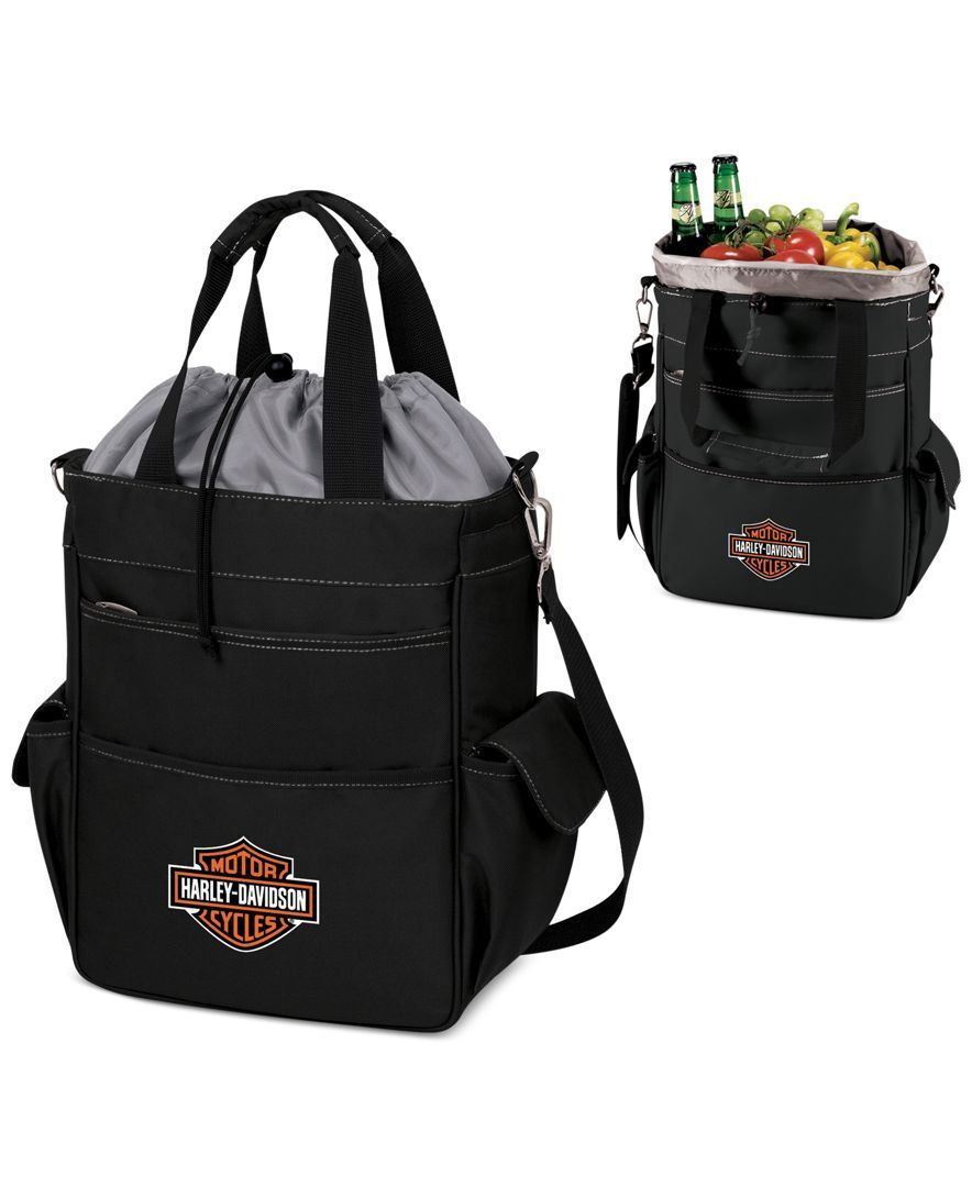 harley davidson activo cooler tote. Black Bedroom Furniture Sets. Home Design Ideas