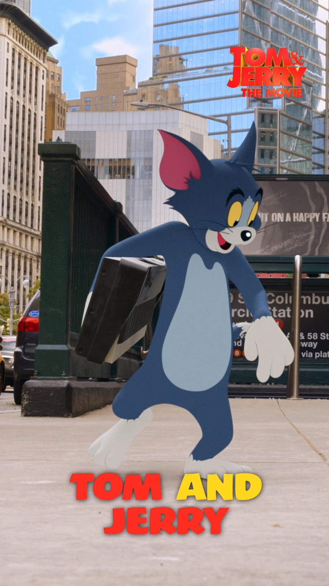 Tom Jerry The Movie Video In 2021 Tom And Jerry Movies Tom And Jerry Tom And Jeery