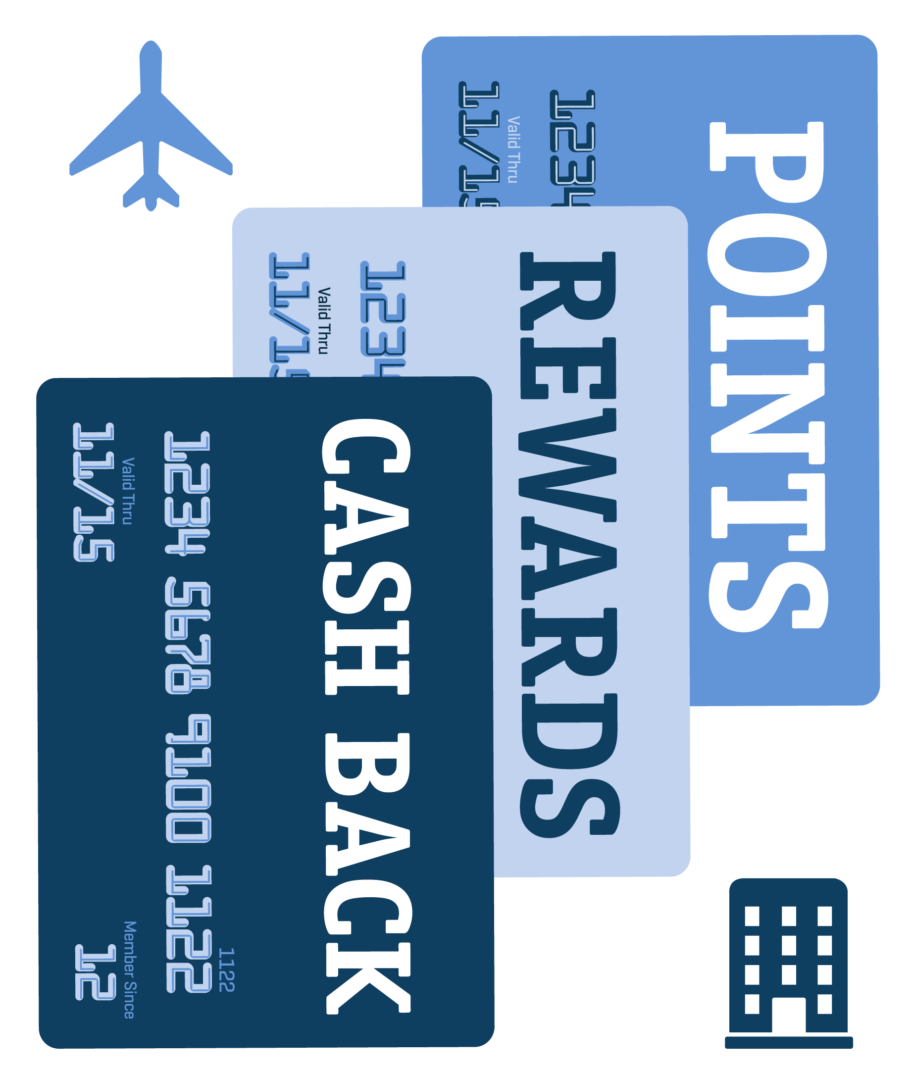How Credit Card Points & Miles Work Credit card points