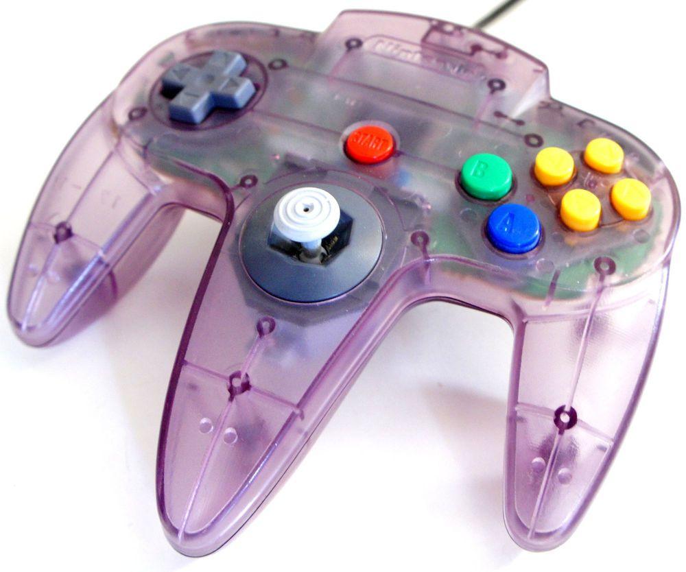 N64 Controller Serial Protocol Tutorial - masaffour