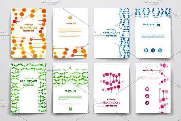 Healthcare Brochures Templates Brochure Template Brochures And - Healthcare brochure templates