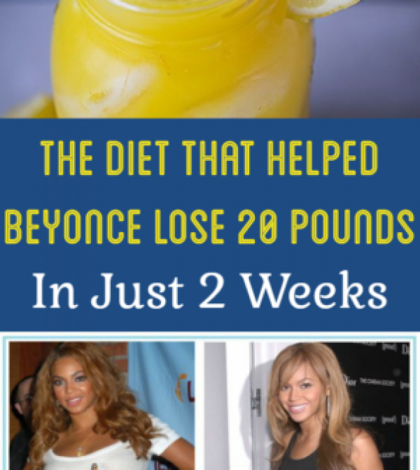 The Diet That Helped Beyonce Lose 20 Pounds In Just 2 Weeks  #wieghtloss  #fitness #2weekdiet