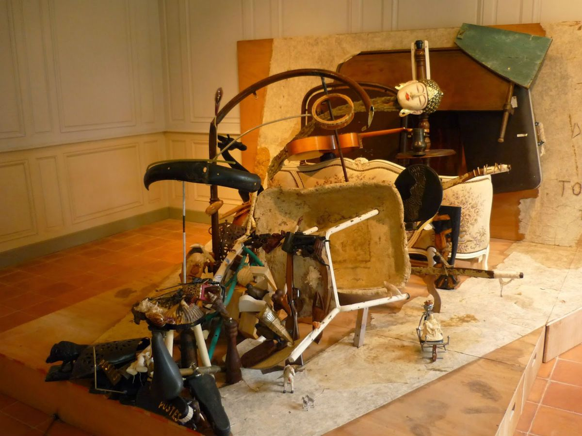BERNARD PRAS – ANAMORPHIC ILLUSION #art #BernardPras #anamorphism #JulienCheval