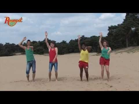 Koos Konijn - Roompot Minidisco - Dansen met tante Rita - YouTube