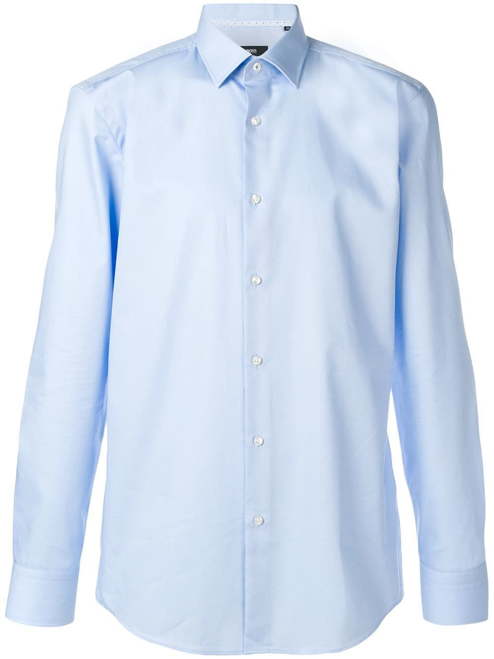 b8ebc034 BOSS HUGO BOSS BOSS HUGO BOSS SLIM-FIT FORMAL SHIRT - BLUE. #bosshugoboss  #cloth