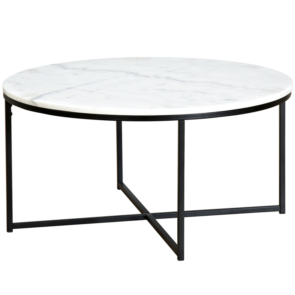 450 Temple Webster 80cm Round White Siena Marble Coffee Table Marble Top Coffee Table Marble Round Coffee Table Marble Coffee Table [ 1000 x 1000 Pixel ]