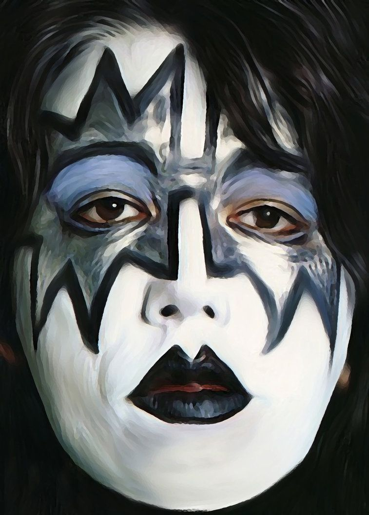 Ace Frehley Dynasty By Petnick On Deviantart Probably Heavily