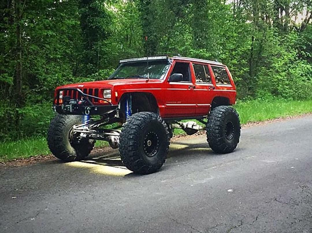 Flexrocksrollovers Beautiful Xj Tag The Owner