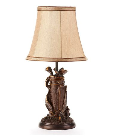 Look what i found on zulily golf table lamp zulilyfinds home golf table lamp zulilyfinds aloadofball Gallery