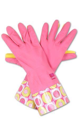 Hot Kitchen Style, Part II: Designer Dish Gloves   Gloves ...