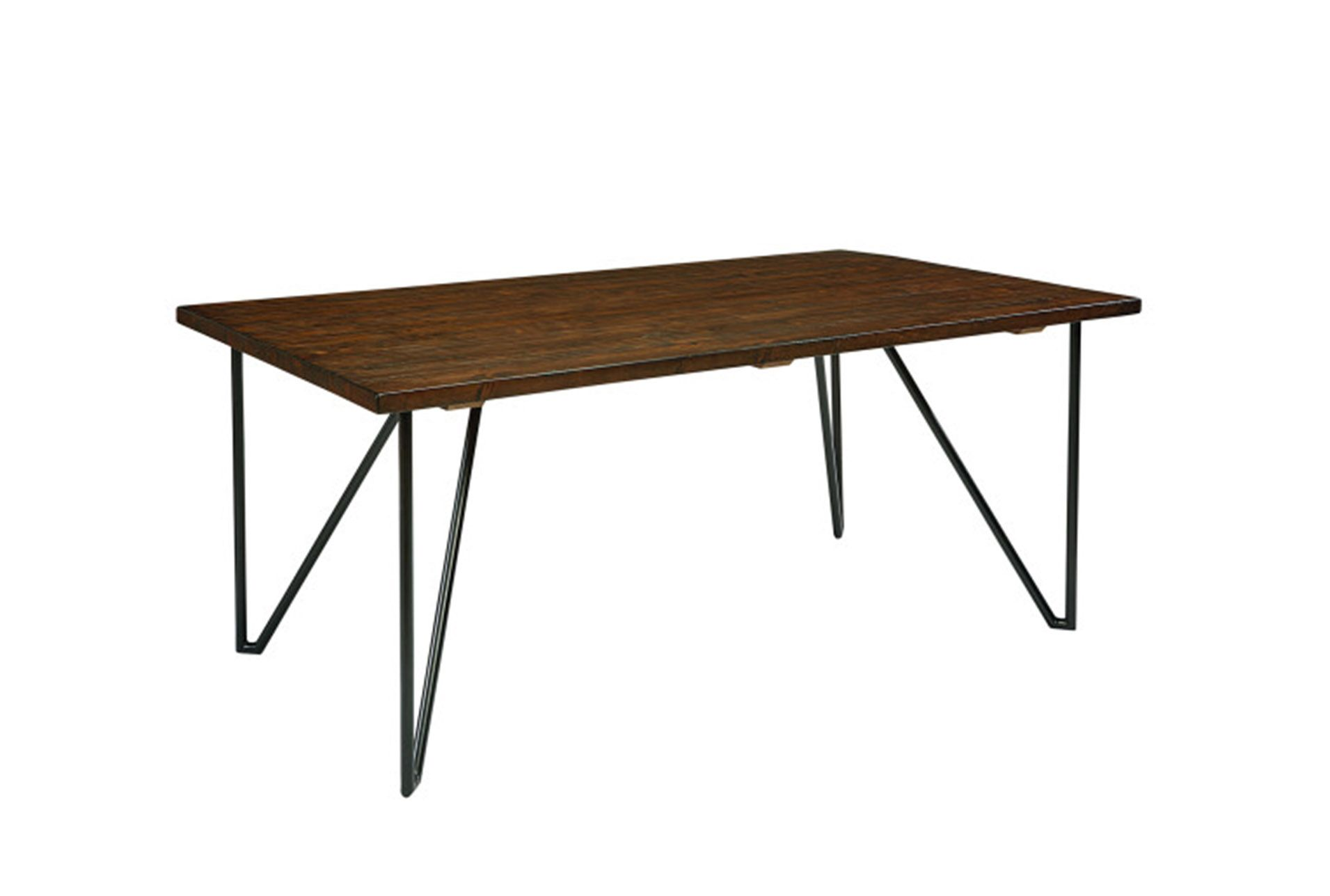 Magnolia Home Hairpin Dining Table By Joanna Gaines Brown 599
