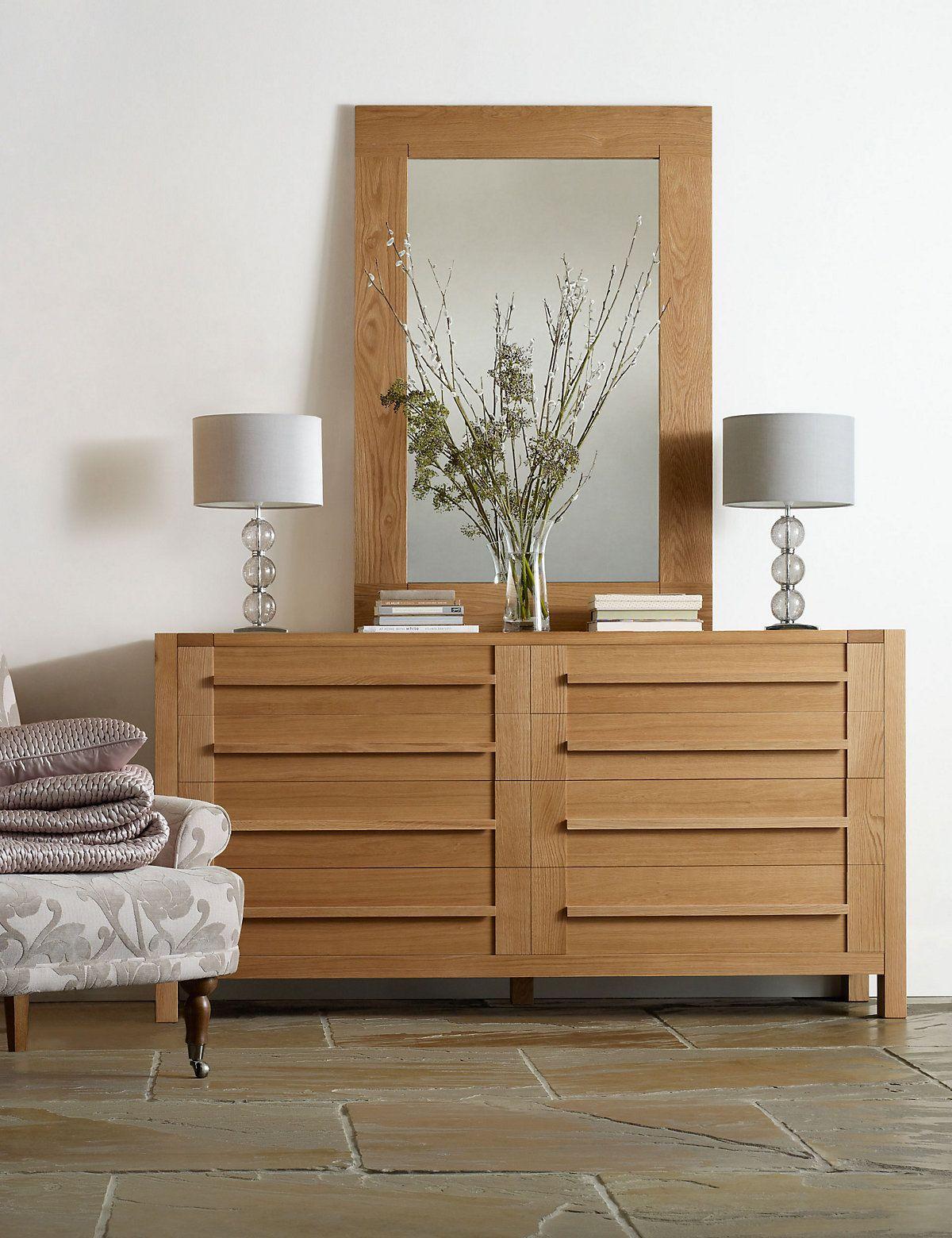 M&S Sonoma light (8-drawer dresser) £8 (8cm wide