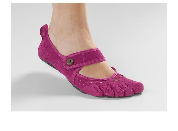 toe shoes in PINK! this one is for